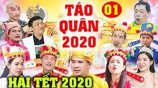 Hài Tết 2020 | Táo Quân - Ngọc Hoàng Thị Sát Trần Gian - Tập 1 | Phim Hài Tết Mới Nhất 2020