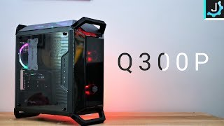 A PC Case Built For Mobility?- Cooler Master Q300P Review