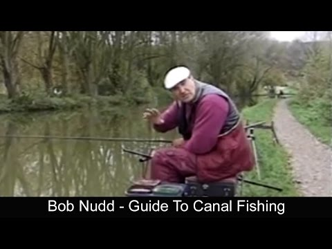 Bob Nudd - Guide To Canal Fishing