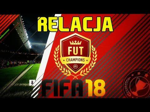 FIFA18|RELACJA FUT CHAMPIONS [#22] PIERWSZA MOJA TAKA SYTUACJA