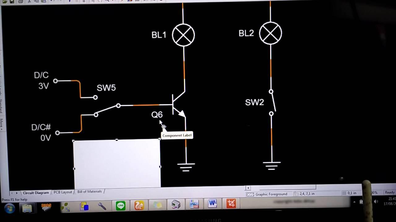 Cara kerja transistor / mosfet - YouTube
