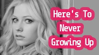 Video [Arabic Sub/مترجمة] Avril Lavigne - Here's To Never Growing Up download MP3, 3GP, MP4, WEBM, AVI, FLV Juli 2018