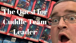 The Quest for Marvel Legends Spiderman 2 Pack and Fortnite Cuddle Team Leader: Delightful Toy Hunt