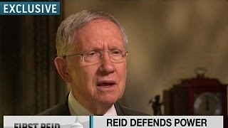 The Media Has FAILED The American People. Sen. Harry Reid MSNBC Interview
