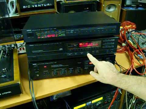 Tesla NC440 Yamaha A420 Yamaha CDX520 Yamaha T520 Angelicaaudio Praha
