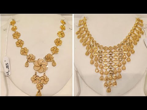 Trendy Necklace Collections || Turkey Design & Dubai Design Necklace || Traditional Chutti Necklace