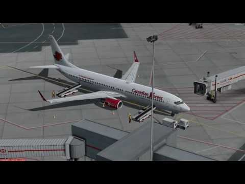 Boeing 737-900 Toronto (CYYZ) to Puerto Vallarta (MMPR) P3D v4