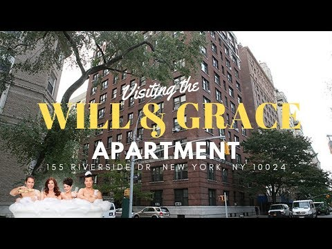 "Visiting The ""Will & Grace"" Apartment In NYC (Address Inside)"