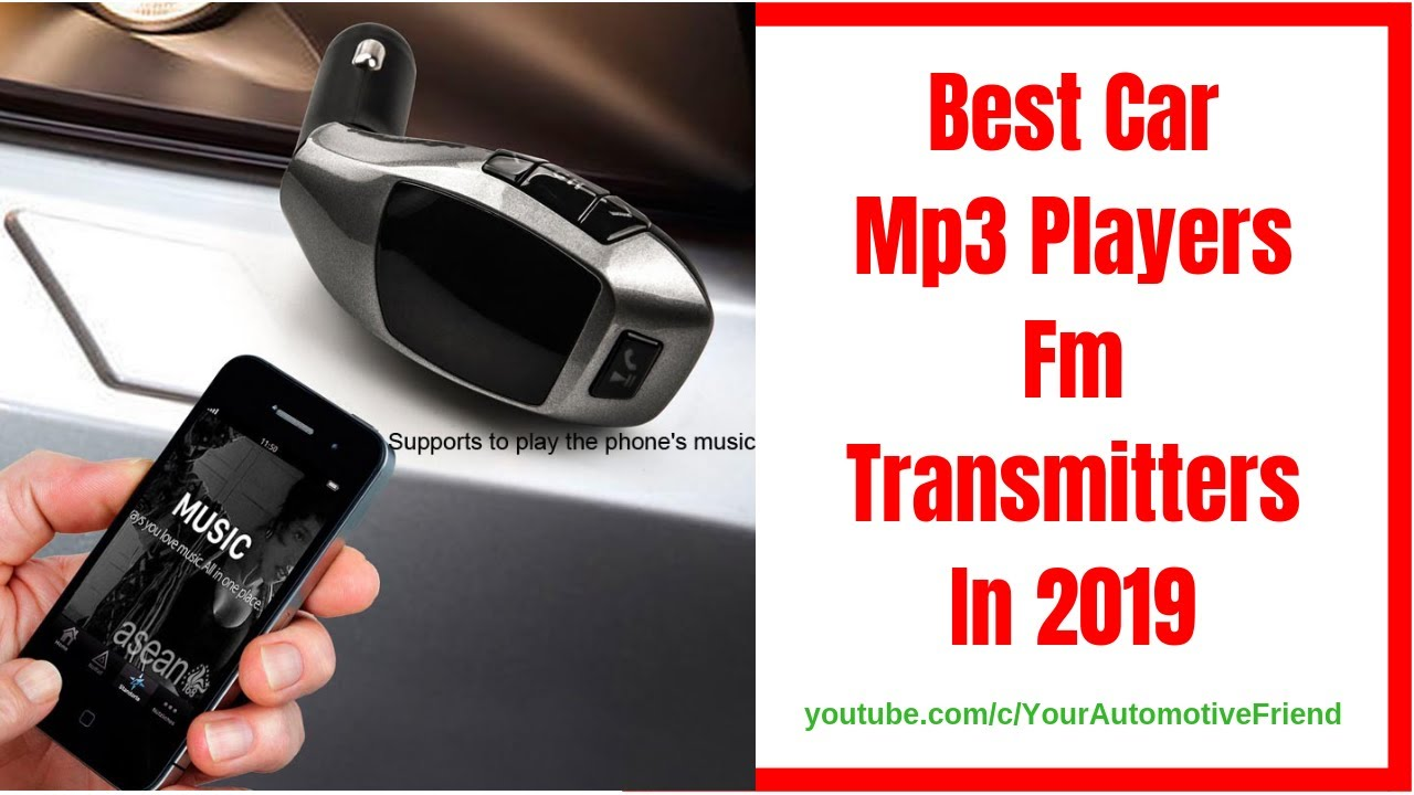 best car mp3 players fm transmitters in 2019 youtube. Black Bedroom Furniture Sets. Home Design Ideas