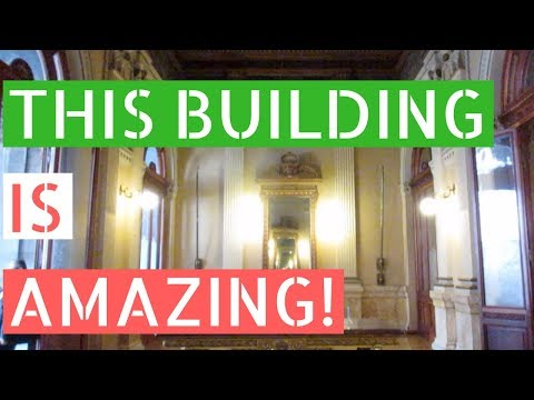 FREE Museums in Mexico City! 🇲🇽 (National Museum of Art MUNAL)  // Gringos in Mexico City Vlog
