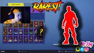 SELLING MY RARE FORTNITE ACCOUNT! | 100+ SKINS 😨
