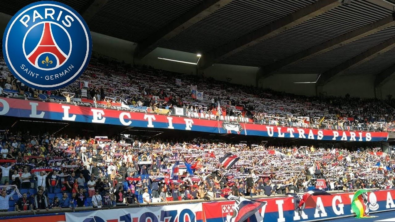 """PSG VS ANGERS - AMBIANCE DU CUP - ULTRAS PSG """" - YouTube"""