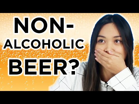 Non-Alcoholic Beer Challenge