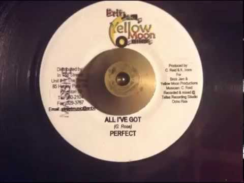 Perfect - All I've Got ( Real Life Riddim )