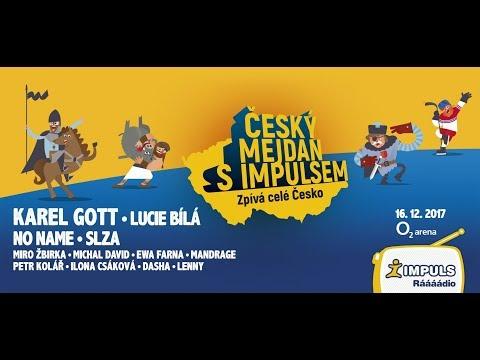 Český mejdan s Impulsem, O2 arena Praha 2017
