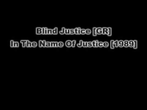 Blind Justice - In The Name Of Justice [Full Demo]