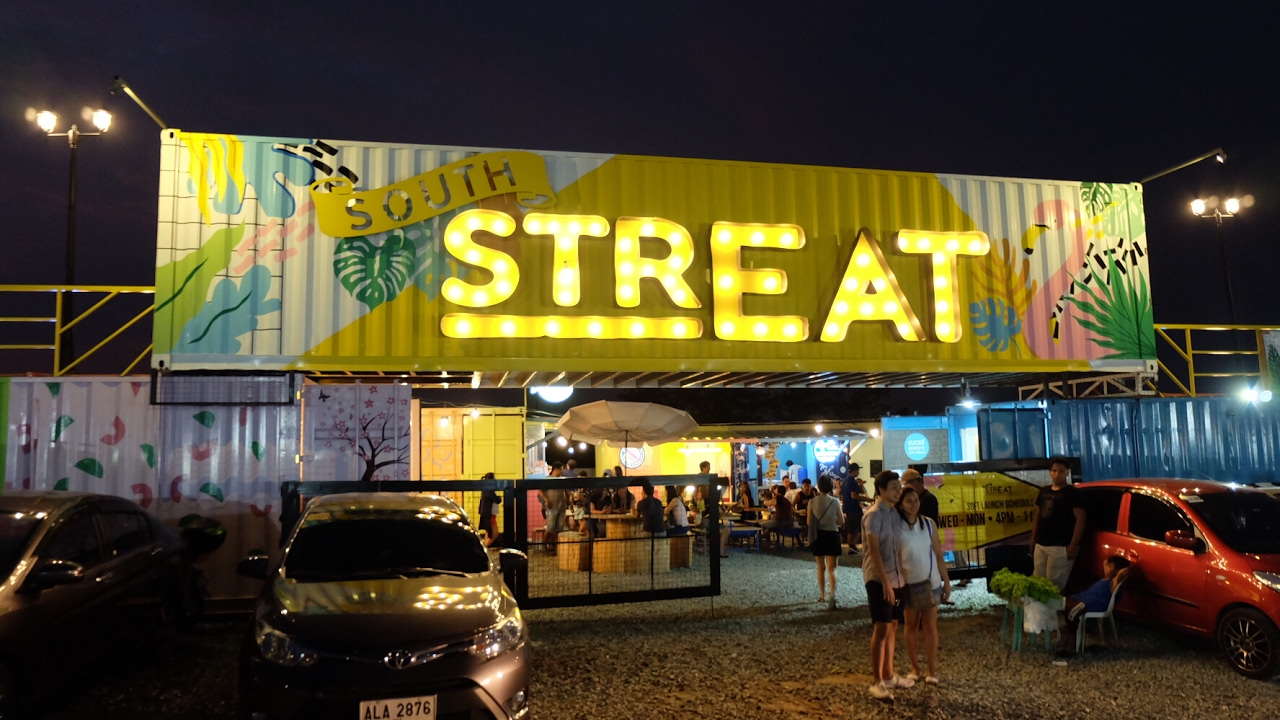 Streat Food Court