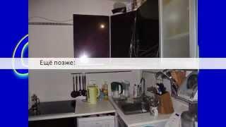 Ремонт кухни в хрущевке, до и после!!