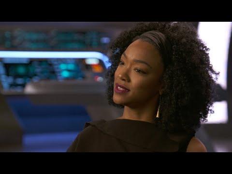 Sonequa MartinGreen Unpacks Burnham's Family Reunion On Star Trek: Discovery