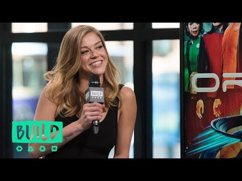 Adrianne Palicki Discusses The Possibility Of