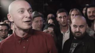 VERSUS BATTLE/OXXYMIRON vs ST/ВСЕ 3 РАУНДА OXXXYMIRON`A