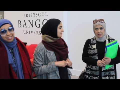 الطلبه الكويتين في جامعه بانغو BANGOR UNIVERSITY