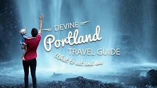 Portland travel guide || what to do, eat, and see!