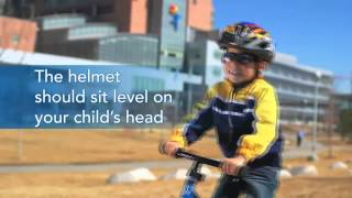 Bicycle Safety: A Public Service Announcement to Keep Kids Safe on Bikes