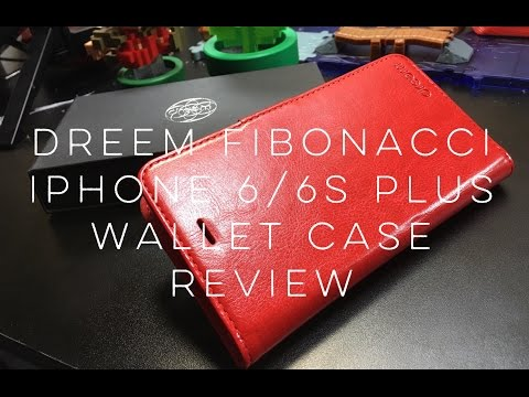 Review: Dreem Fibonacci iPhone 6/6s Plus Wallet Case