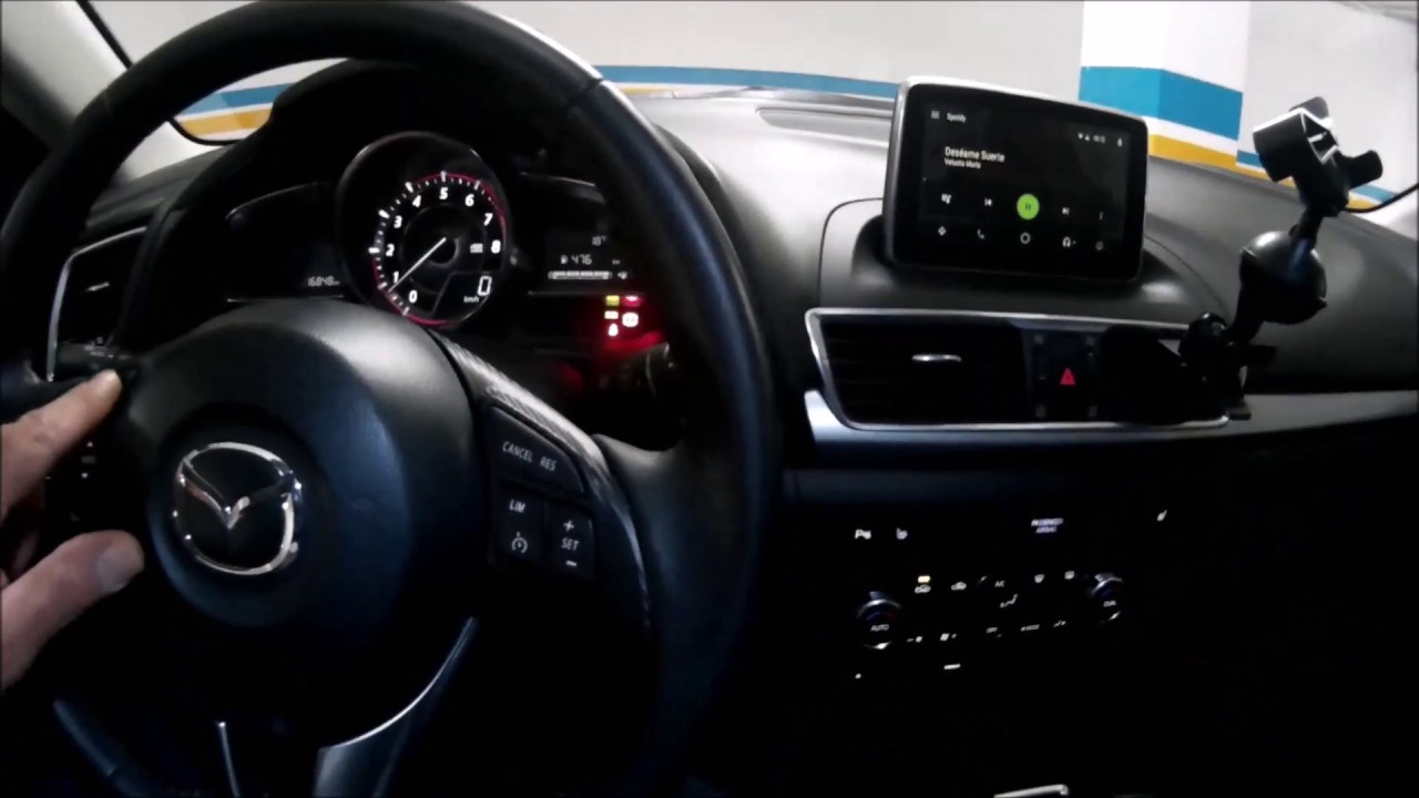 mazda connect 2017 android auto usb music youtube. Black Bedroom Furniture Sets. Home Design Ideas