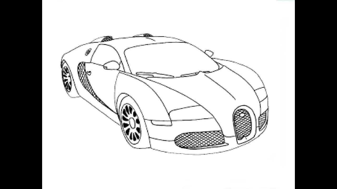 speed drawing bugatti veyron youtube. Cars Review. Best American Auto & Cars Review