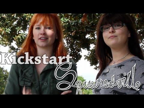 Squaresville Kickstarter Pitch Video