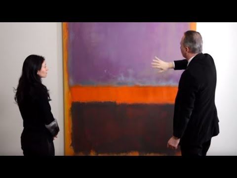 Video: Mark Rothko's Untitled, 1952