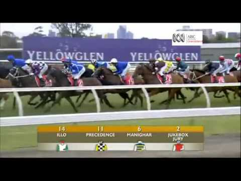 Melbourne Cup 2011 (ABC Grandstand Call)