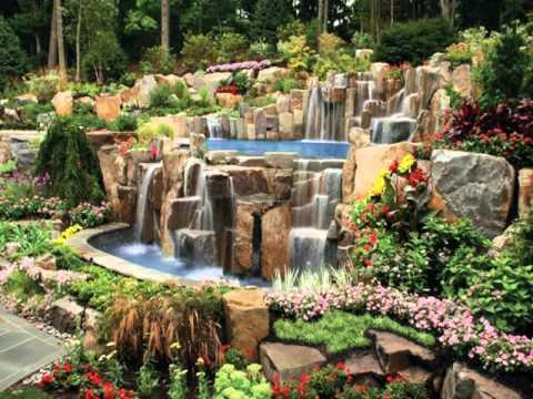 การจัดสวนหย่อมเล็กๆ การจัดสวนหินหน้าบ้าน การ จัด สวน ใน พื้นที่ ขนาด เล็ก ตัวอย่างการจัดสวนหย่อม