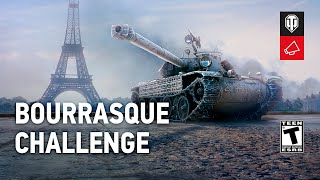 Bourrasque Challenge. How to Get the Bat.-Châtillon Bourrasque [World of Tanks]