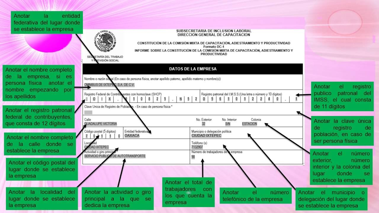 formulaire dc5 a