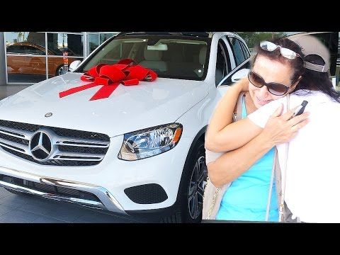 SURPRISING MOM WITH NEW CAR (MOTHERS DAY)