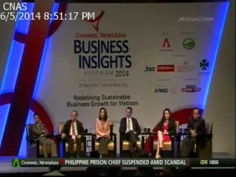 KPMG Vietnam on the panel of Vietnam Business Insights 2014