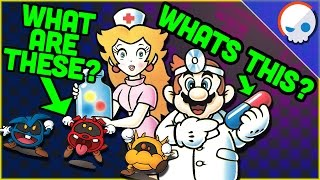 Mario Theory: The Doctor