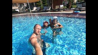 Отдых в Турции Обзор Территории Justiniano Deluxe Resort 5 корпус Theodora