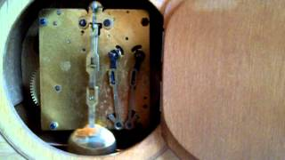German 1950's Mantel Clock Pendulum Movement