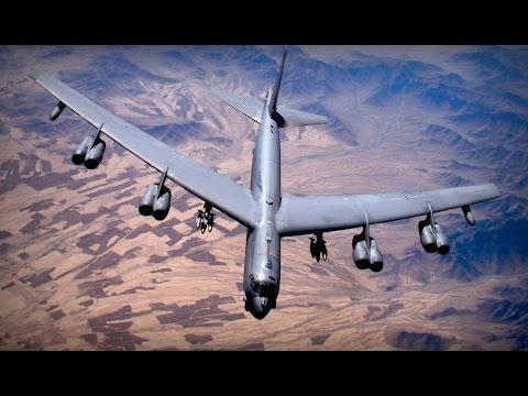 Legendarne samoloty bojowe - B-52 Stratofortress