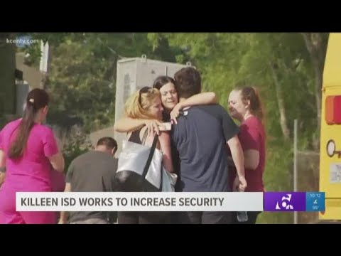 Killeen ISD steps up security