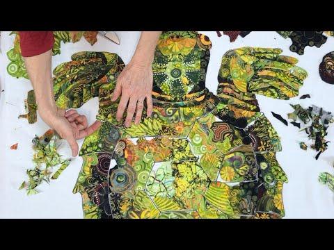 Susan Carlson Quilts: Sea Turtle EWorksop Excerpt