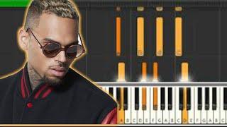 chris brown ft lil wayne loyal piano tutorial by soulphonic advanced