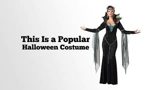 California Costumes Evil Sorceress Adult Costume
