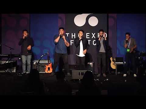 "The Filharmonic at the ASCAP ""I Create Music"" EXPO"