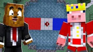 Minecraft Youtuber Battledome w/ Technoblade - Minecraft Modded Minigame