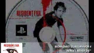 Biohazard / Heroes Never Die / 2003